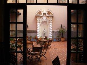 PATIO SEVILLANO, HOTEL SEVILLA