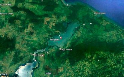 IZABAL RIO DULCE